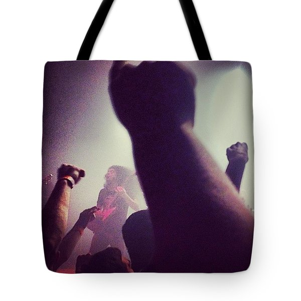 Coheed And Cambria  Tote Bag by Kate Arsenault