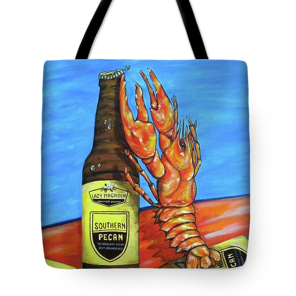 Claw Opener Tote Bag