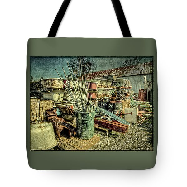 Clawtubs Galore Tote Bag