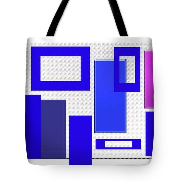 Clean Lines Tote Bag