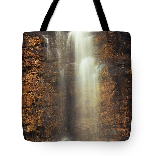 Cleansed From Above Tote Bag