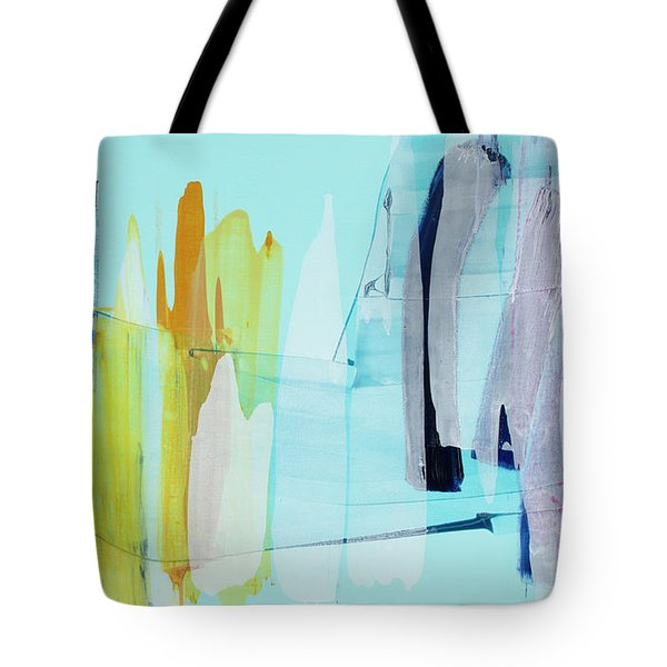 Clear As Day Tote Bag