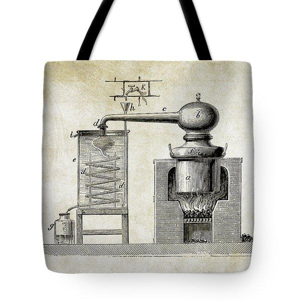 Kentucky Moonshine Tote Bags Fine Art America