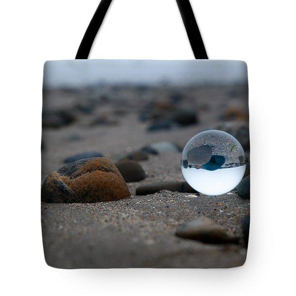Clear Rock Tote Bag