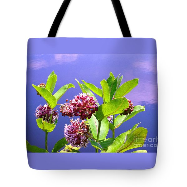 Clear Simple Beauty Tote Bag