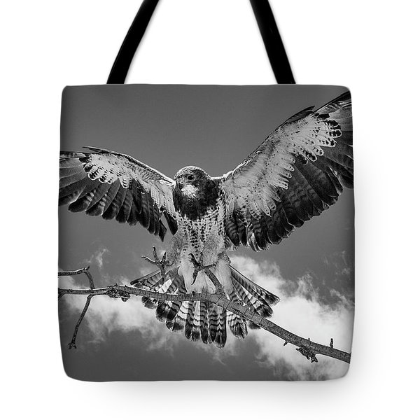 Cleared For Landing 2 Tote Bag