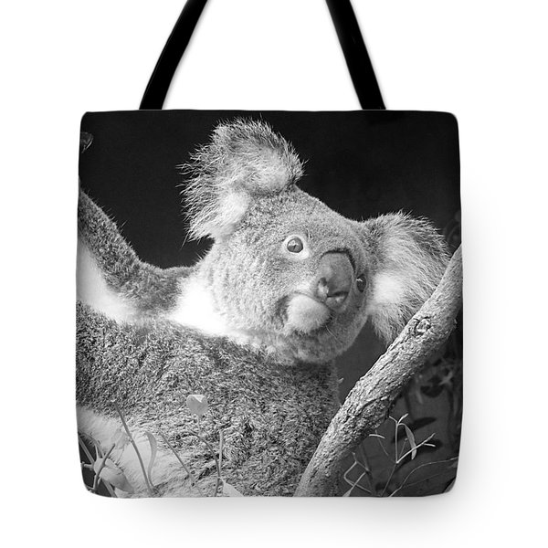 Clearly Watching You Watching Me Tote Bag