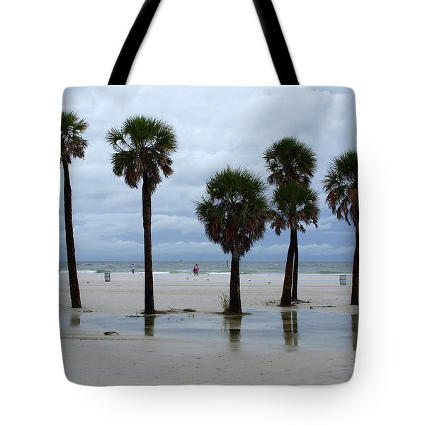 Clearwater Beach Tote Bag