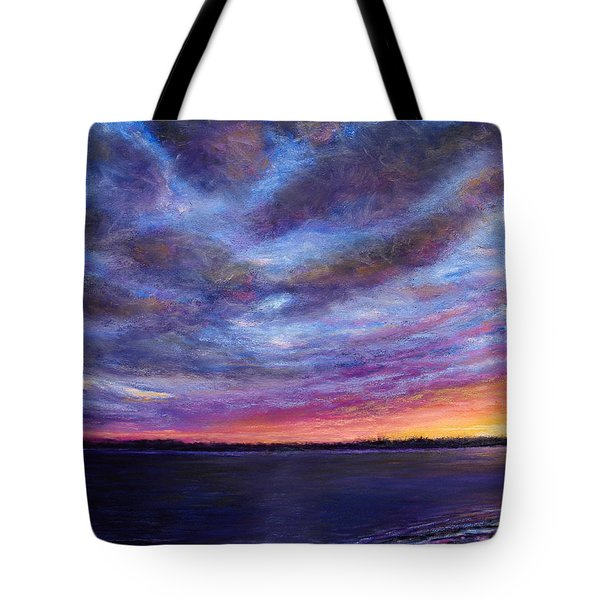 Clearwater Beach Sunset Tote Bag
