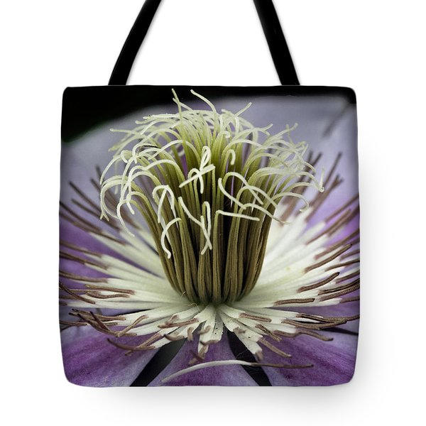 Clematis World Tote Bag