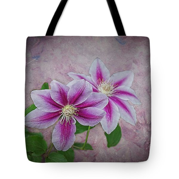 Tote Bag featuring the photograph Clementine by Elaine Teague