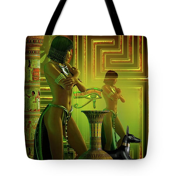 Cleo Reflections Tote Bag