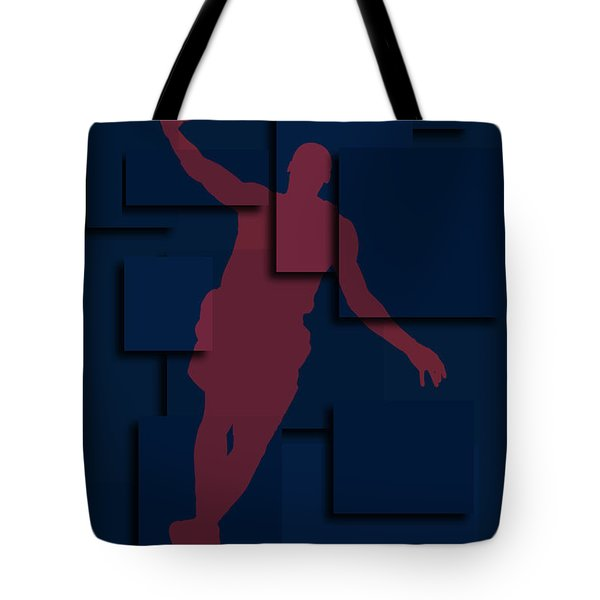 Cleveland Cavaliers Lebron James 2 Tote Bag by Joe Hamilton