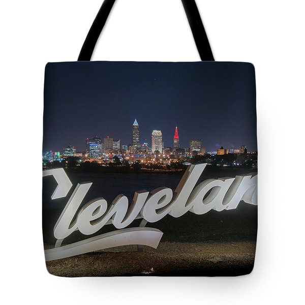 Cleveland Pride Tote Bag