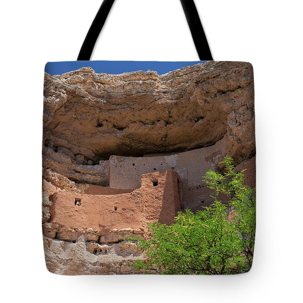 Cliff Dwellings Tote Bag