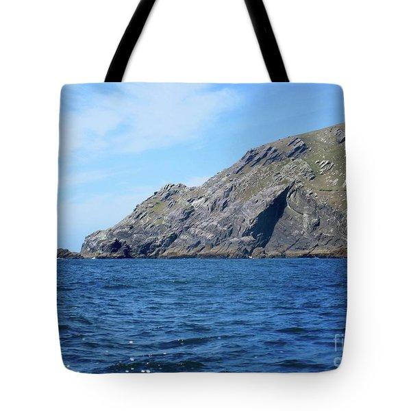 Cliffs Of Ireland  Tote Bag