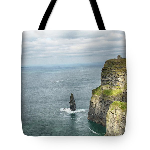 Cliffs Of Moher 3 Tote Bag