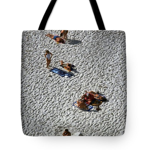 Clifton Beach, Cape Town Tote Bag