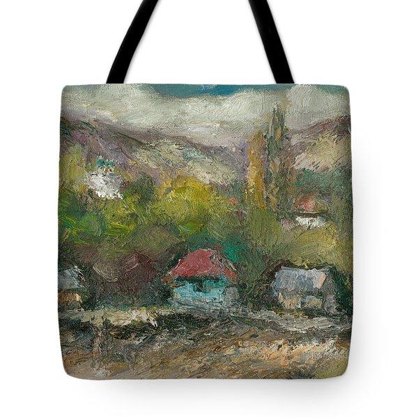 Climauti Tote Bag