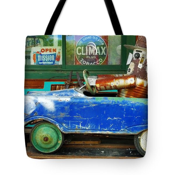 Climax Tote Bag by Skip Hunt