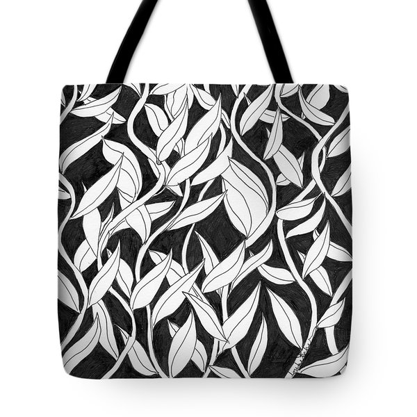 Climb The Vine Tote Bag