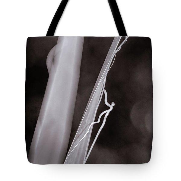 Climber Tote Bag