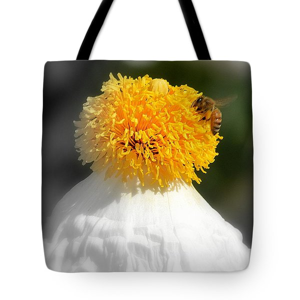 Climbing To The Top Tote Bag