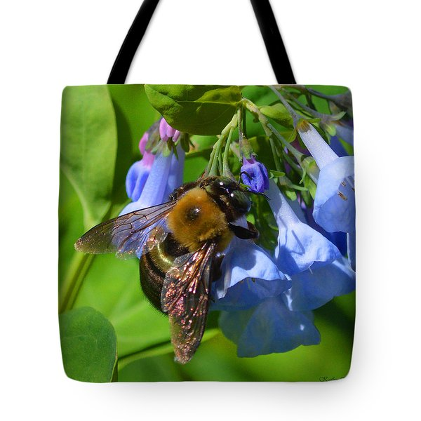 Cling On Tote Bag