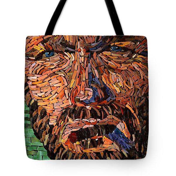 Clint Tote Bag