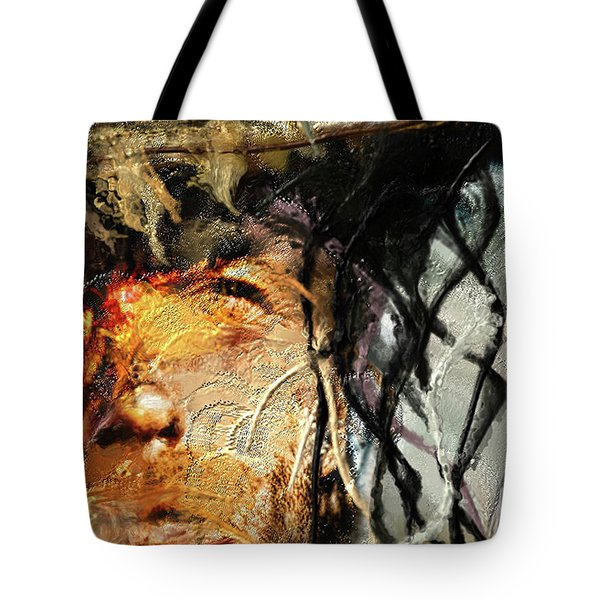 Clint Eastwood Tote Bag by Michael Cleere