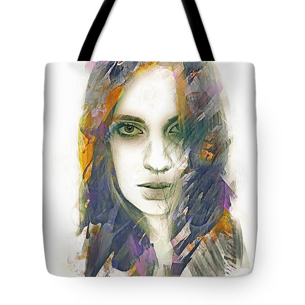 Cloak Tote Bag