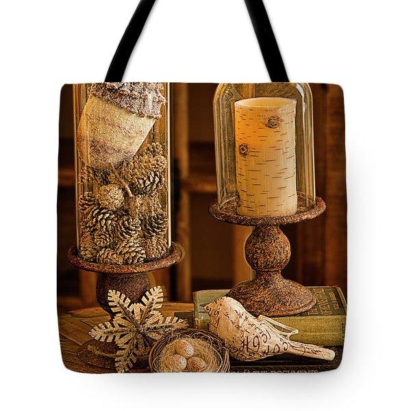 Cloches De La Nature Tote Bag