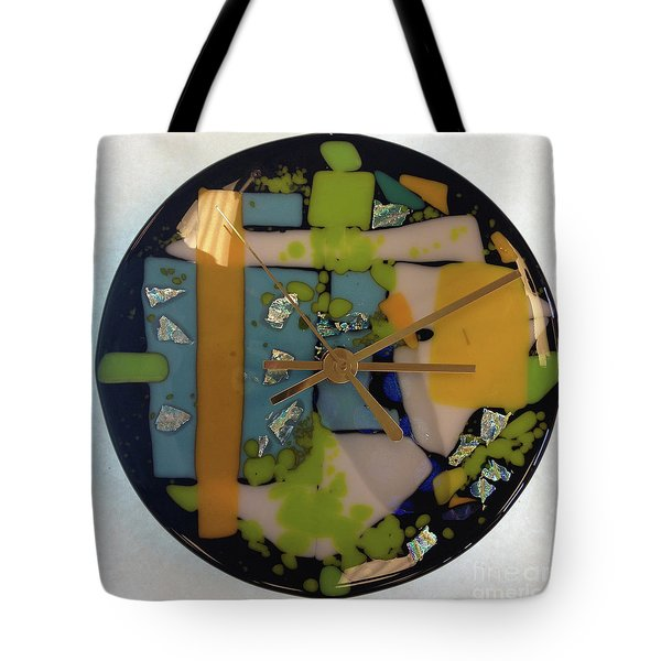 Clock Tote Bag
