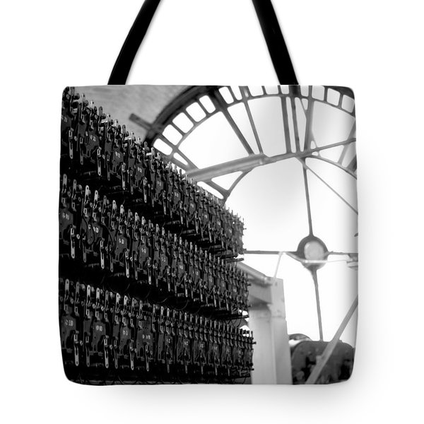 Clock Workz Tote Bag
