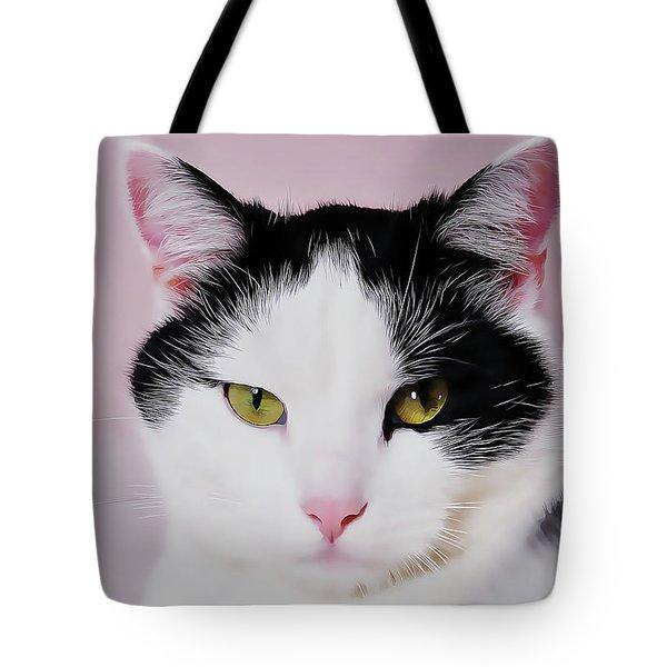 Cloe Tote Bag