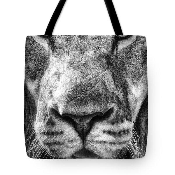 Close And Personal Tote Bag