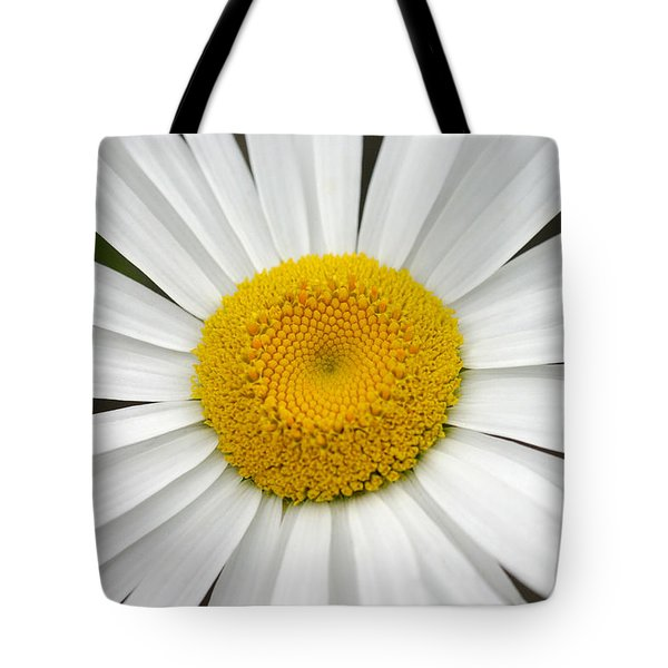 Close And Personal With Miss Daisy Tote Bag