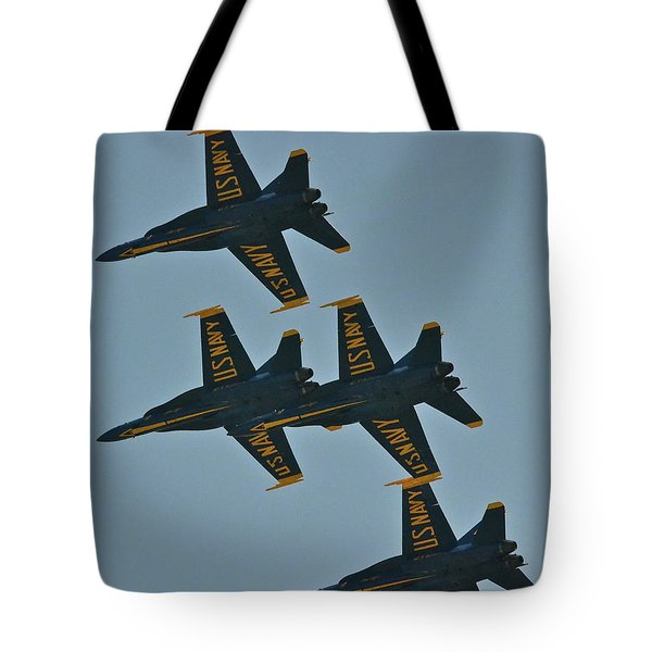 Tote Bag featuring the photograph Close Encounter by Carol  Bradley