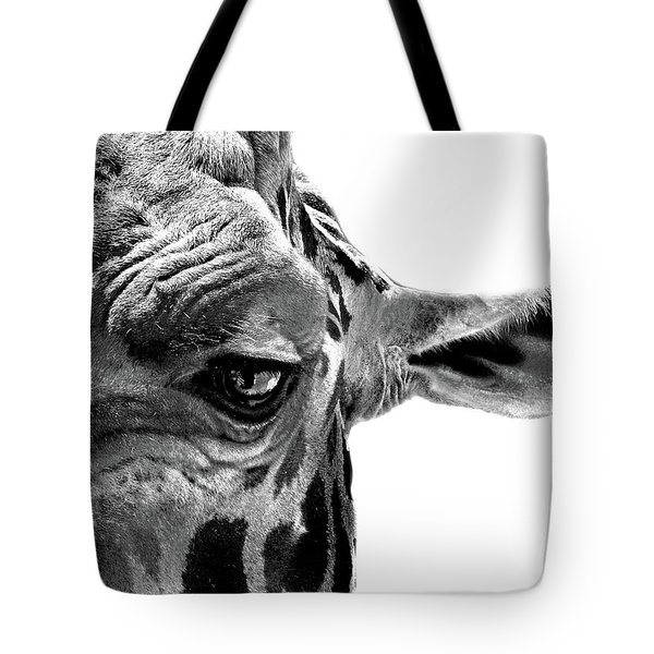 Tote Bag featuring the photograph Close Encounter by Marion Cullen
