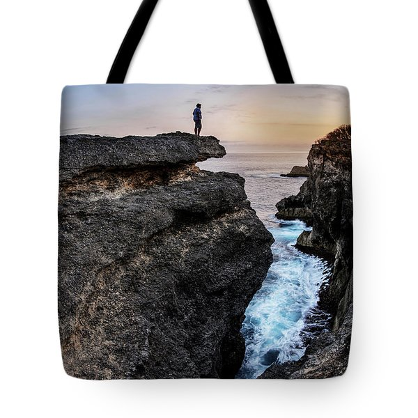 Tote Bag featuring the photograph Close To Nature by Pradeep Raja Prints
