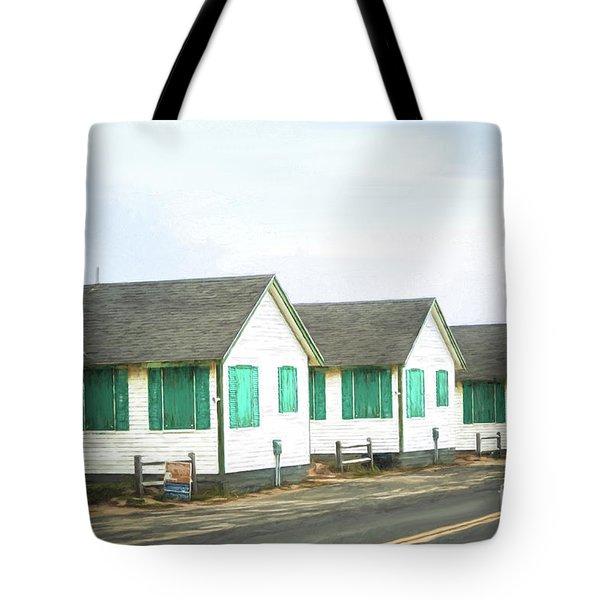 Closed For The Season #2 Tote Bag
