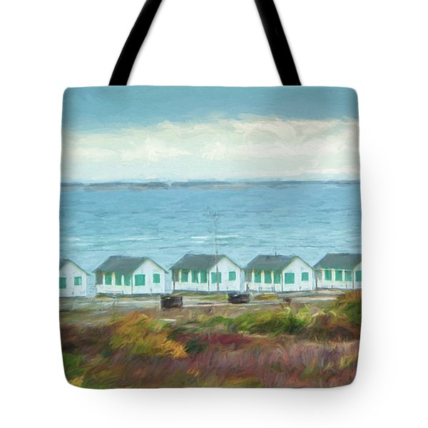 Closed For The Season Tote Bag