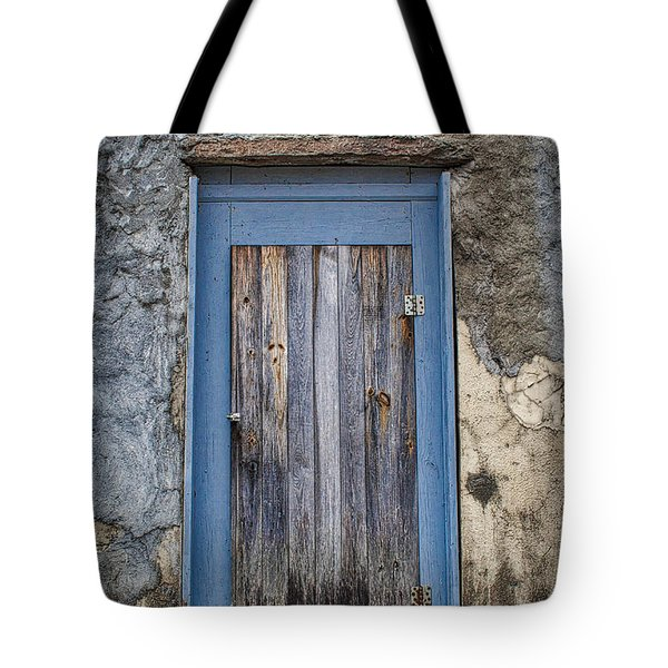 Tote Bag featuring the photograph Closed by Mark Guinn