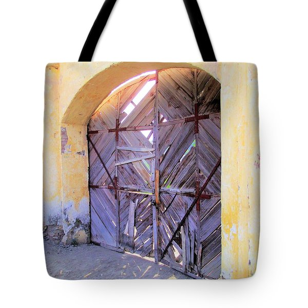 Closed, Permanently. Tote Bag