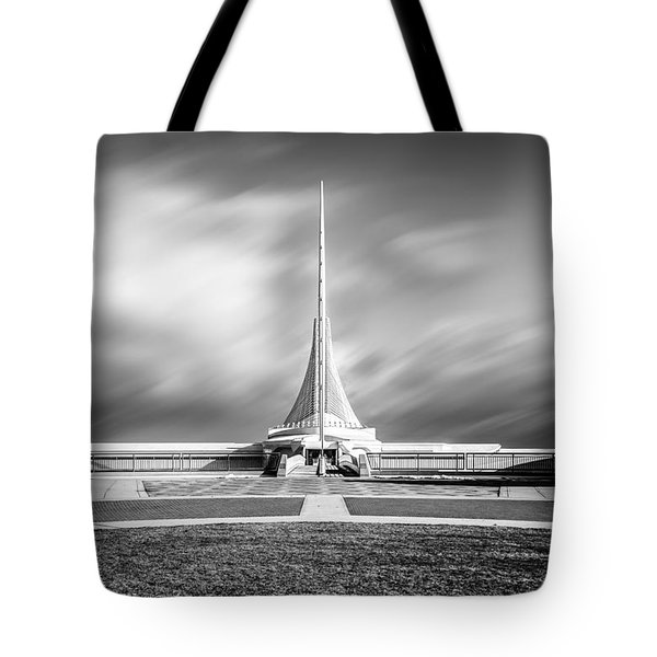 Closed Sails Tote Bag
