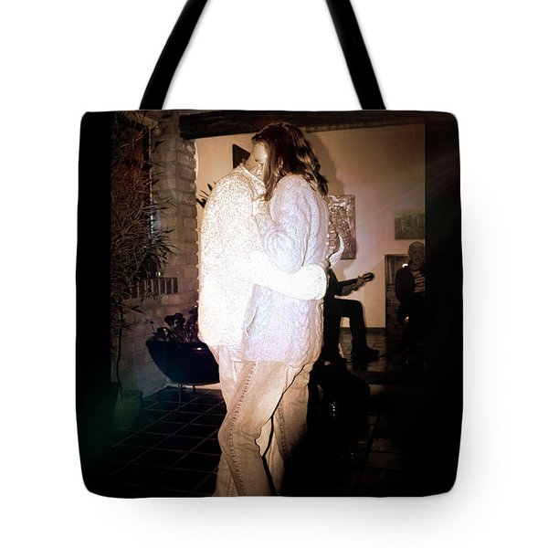 Tote Bag featuring the photograph Closeness by Al Bourassa
