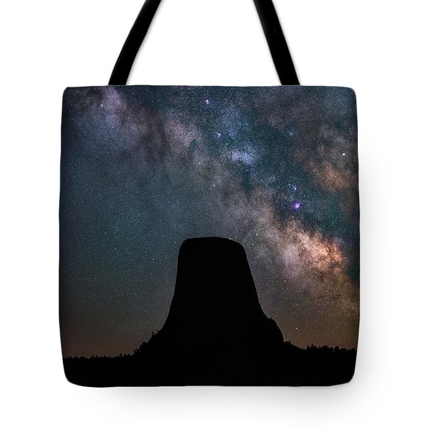 Tote Bag featuring the photograph Closer Encounters by Darren White