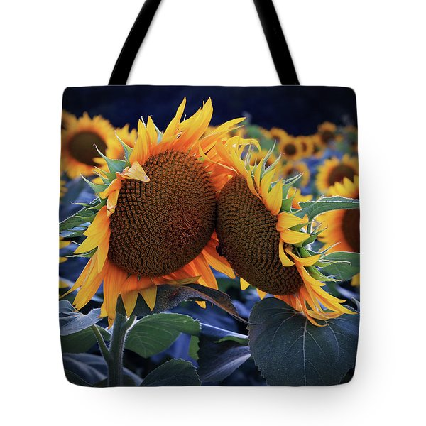 Closest Of Friends Tote Bag by Christopher McKenzie