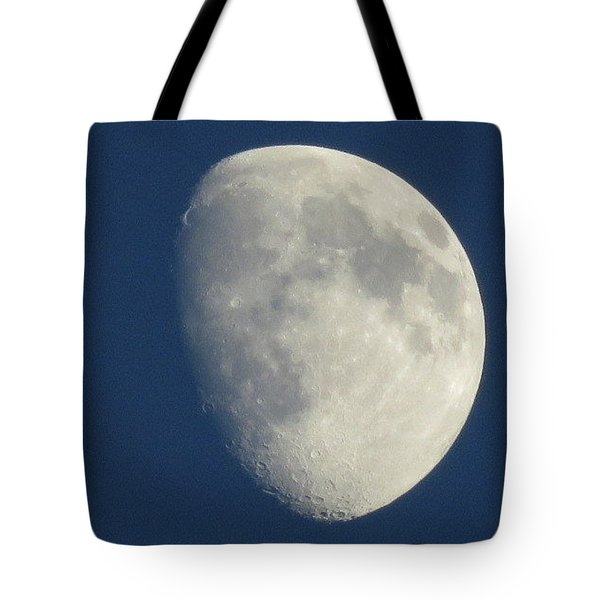 Closeup Tote Bag