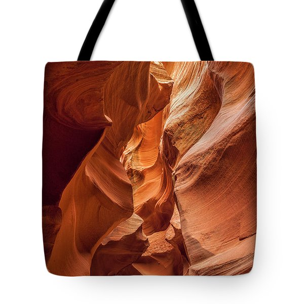Closing In Tote Bag
